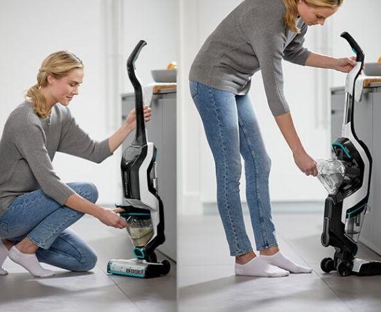 CrossWave Cordless Max Wet/Dry Vacuum